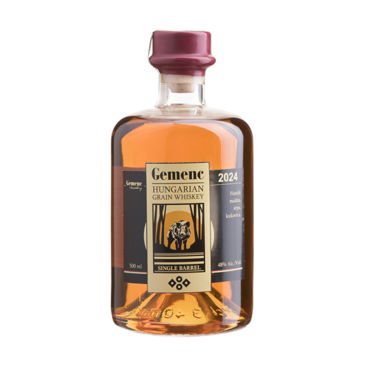GEMENC WHISKEY 2024 0,5L 48%