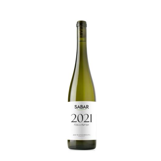 """SABAR """"2021"""" RAJNAI RIZLING 2020"""