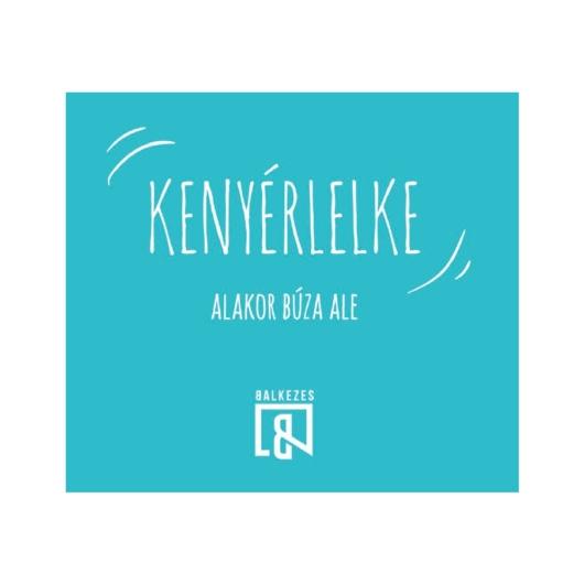 BALKEZES KENYÉRLELKE ALAKOR ALE 0,33L
