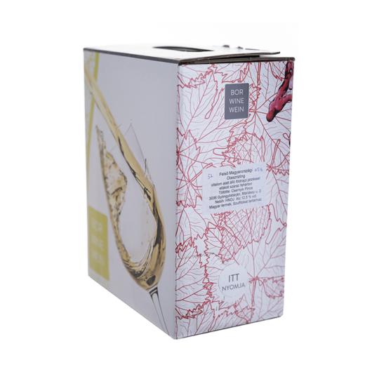 CSERNYIK OLASZRIZLING BAG IN BOX 5L
