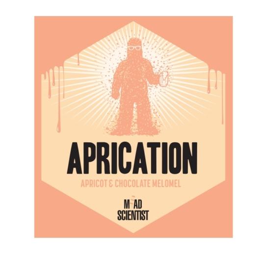 MAD SCIENTIST APRICATION 0,44L